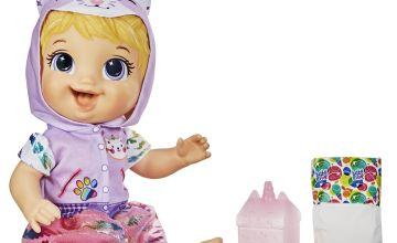 Baby Alive Tinycorns Doll