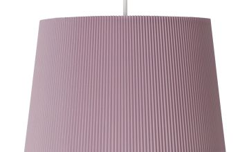 Argos Home Micropleat Shade