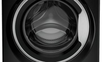 Hotpoint NSWM843CBS 8KG 1400 Spin Washing Machine - Black