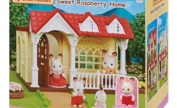 Sylvanian Families Sweet Raspberry Home Playset