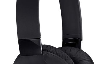 JBL Tune600 On-Ear Wireless Headphones - Black