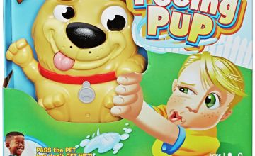 Peeing Pup Game from Hasbro Gaming
