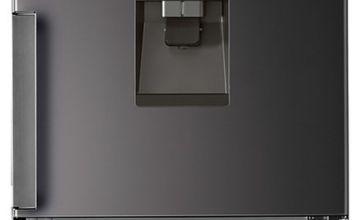 Hotpoint H7T911AKSH AQUA Frost Free Fridge Freezer - Inox