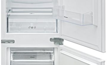 Candy BCBS174TTK Integrated Fridge Freezer