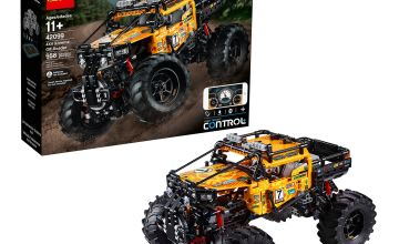 LEGO Technic Control+ 4x4 X-treme Off-Roader Truck Set-42099
