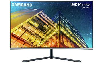 Samsung UR59 32in 60Hz Curved 4K UHD Monitor