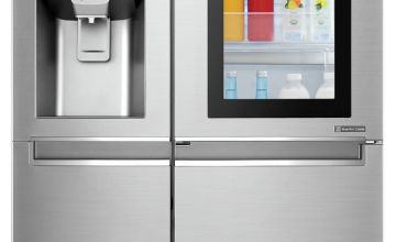 LG GSX961NSVZ American Fridge Freezer - Stainless Steel