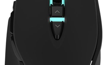 Corsair M65 RGB Elite Wired Mouse - Black