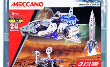 Meccano Space Model Set