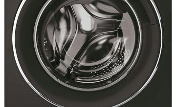 Candy Rapido RO1695DWHC7B 9KG 1600 Spin Washing Machine