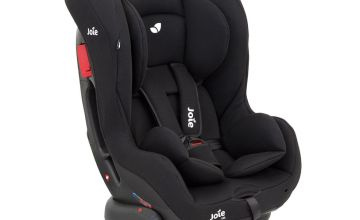 Joie Tilt Group 0+/1 Car Seat - Black