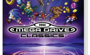 SEGA Mega Drive Classics Nintendo Switch Game
