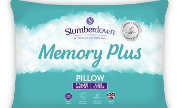 Slumberdown Memory Plus Firm Pillow