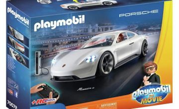 Playmobil 70078 The Movie Porsche Mission E