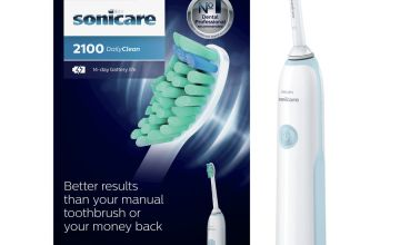 Philips Sonicare DailyClean 2100 Electric Toothbrush - Clean