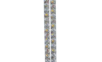 Argos Home Sophia LED Table Lamp - Chrome