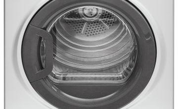 Hotpoint TCFS83BGG 8KG Condenser Tumble Dryer - Graphite