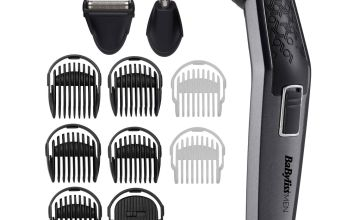 BaByliss for Men 11in1 Body Groomer and Hair Clipper 7256U