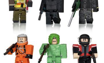 Roblox Apocalypse Rising Figures - 6 Pack