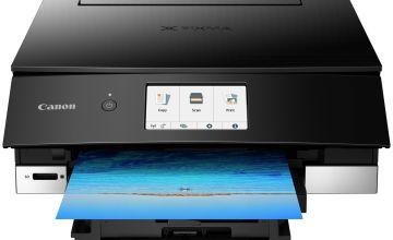 Canon PIXMA TS8250 Wireless Inkjet Printer