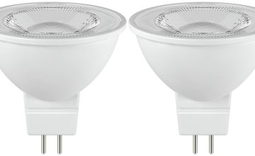 Argos Home 4W LED Dimmable GU5.3 Light Bulb - 2 Pack