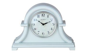 Wm. Widdop Mantel Clock - Grey