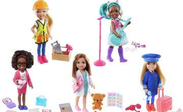 Barbie Chelsea Careers Doll Assortment
