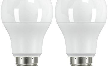 Argos Home 10W LED ES Light Bulb - 2 Pack