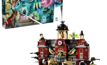 LEGO Hidden Side Haunted High School with AR Game Set-70425