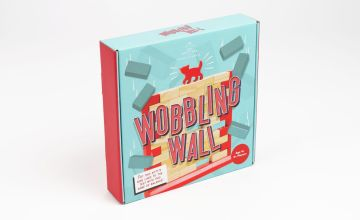 Professor Puzzle Wobbling Wall Game