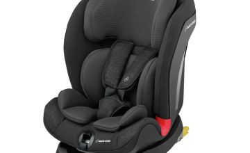 Maxi-Cosi Titan Group 1/2/3 Car Seat - Black