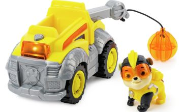 PAW Patrol Mighty Pups Superpaws Rubble