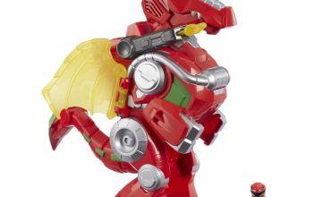 Power Rangers Red Dragon Thunderzord
