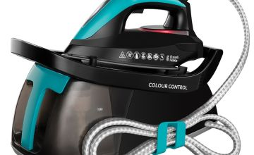 Russell Hobbs 25401 Colour Control Steam Generator Iron