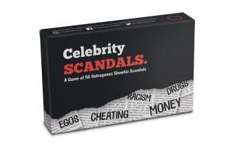 Bubblegum Games Celebrity Scandal Card Game