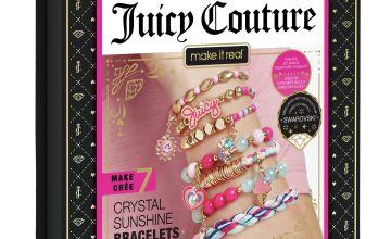 Juicy Couture Crystal Sunshine Jewellery Set