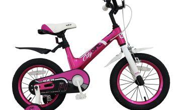 Iota City Girl 14 inch Wheel Size Kids Bike