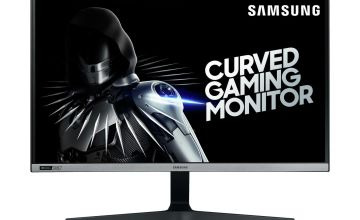 Samsung CG5 27in 240Hz FHD Curved Gaming Monitor