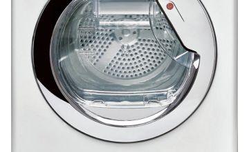 Hoover DCX 9TCE 9KG Condenser Tumble Dryer - White