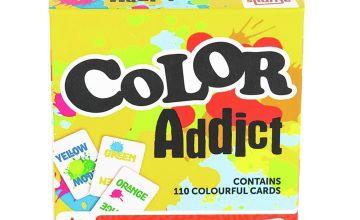 Shuffle Colour Addict Game