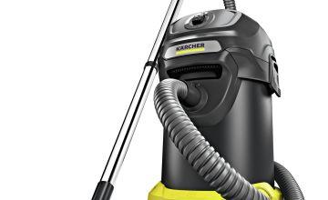 Karcher 16297330 AD4 Ash Vacuum Cleaner