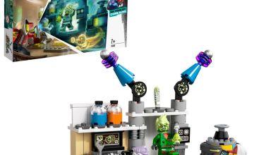 LEGO Hidden Side J.B.'s Ghost Lab  AR Games Set 70418