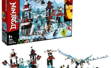 LEGO NINJAGO Castle of the Forsaken Emperor Toy - 70678