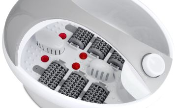 Rio Deluxe Footspa and Massager