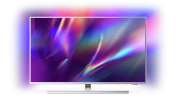 Philips 70 Inch 70PUS8505 Smart 4K Ultra HD LED TV - Silver