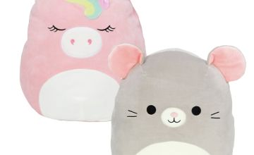 "Squishmallows 7.5"" Illene & Misty Twin Pack"