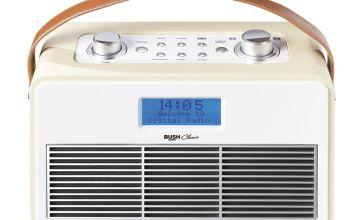 Bush Classic DAB Radio - Cream