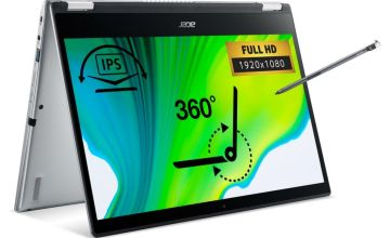 Acer Spin 3 14in i3 4GB 128GB FHD 2-in-1 Laptop
