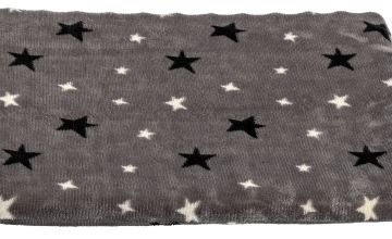 Stars Plush Mattress - Small