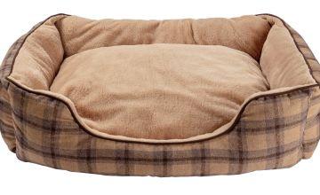 Pineham Memory Foam  Square Bed - X Large